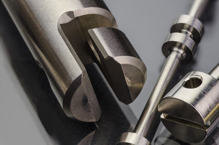 High Surface - Smooth Finish on Precision Parts
