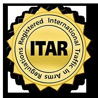 ITAR Seal logo