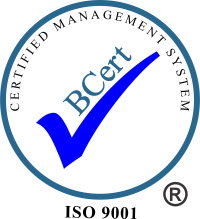 ISO 9001 Certification