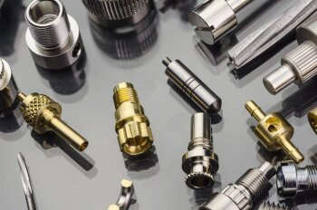 Precision Deep Hole Drilled Swiss Machined Parts