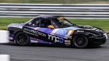 JT Coupal, Race Car Driver while Racing
