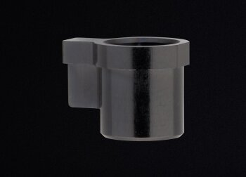 micro component with anodization