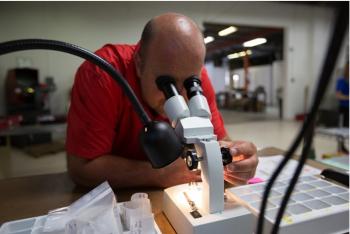 Machining Miniature Parts