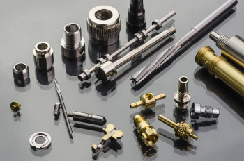 Threaded Machined Parts (Both Swiss and Non Swiss)