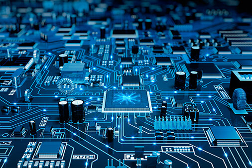 Micro Parts for Electronic Equipment