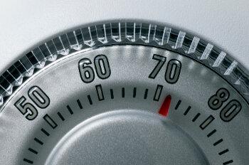 Micro Precision Machined Parts in Thermostat