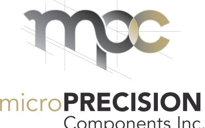 Micro Precision Components New Logo