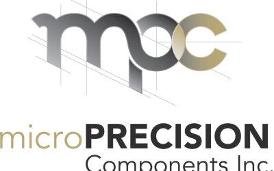 Micro Precision Components New Logo