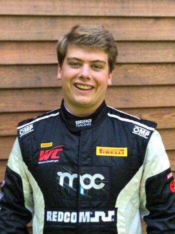 JT Coupal - Race Car Driver of MPC Sponsored Car